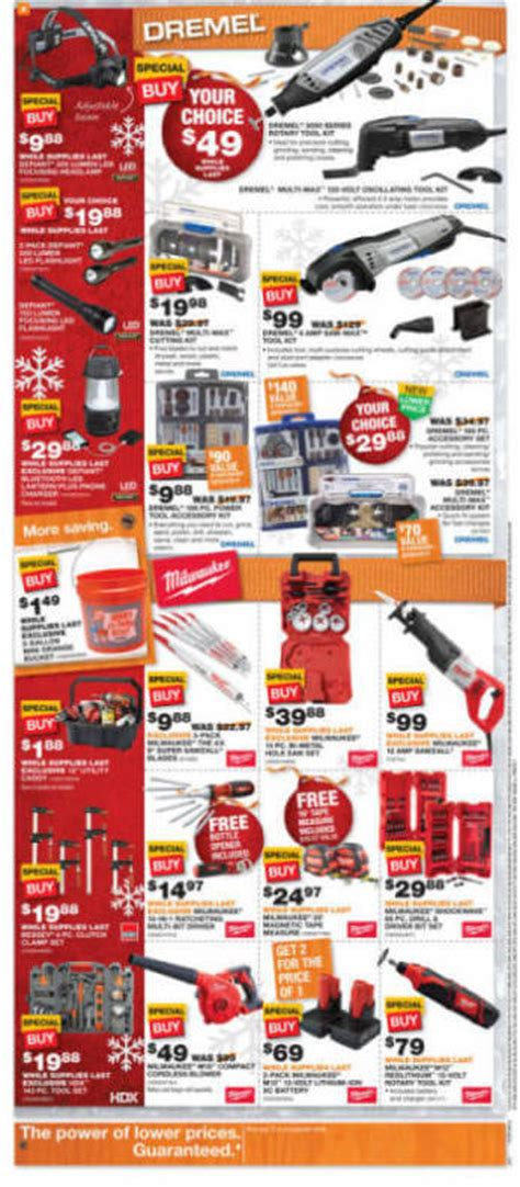 home depot black friday 2014 ad page 9