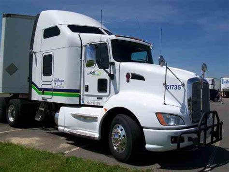 Kenworth Sleeper Mattress by Kenworth T660 2012 Sleeper Semi Trucks