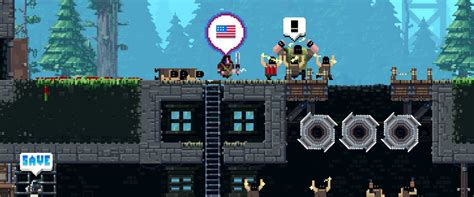 broforce full version release date broforce muscles out of steam early access next week
