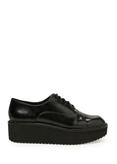 oxford shoes platform platform oxford shoes mango