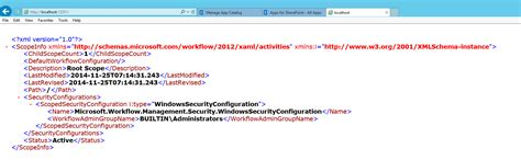 sharepoint 2013 workflow error sharepoint 2013 workflow error while trying to publish