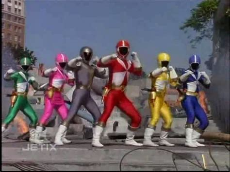 my shiny robots series review power rangers