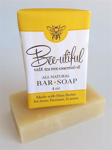 Country Soap Co by Bee Utiful Bar Soap 4oz Amish Country Soap Co
