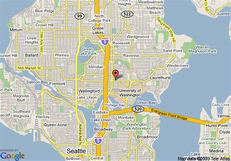 seattle map with hotels hotel deca seattle deals see hotel photos attractions
