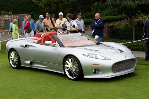 maserati spyker 2010 spyker c8 aileron spyder images specifications and