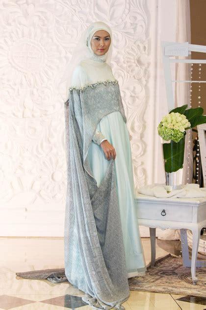 Baju Gamis Indah Syar I 3 foto koleksi busana pengantin terbaru irna mutiara yang syar i dan mewah 4