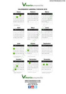 Calendario Laboral 2018 Vizcaya Calendario Laboral Xunta 2016 Calendar Template 2016