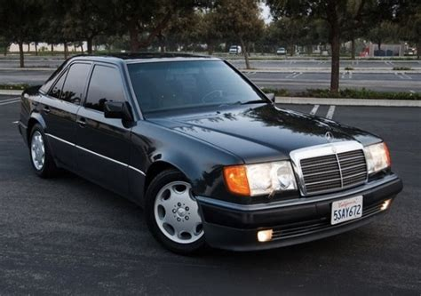 mercedes porsche 500e bucket listed 1993 mercedes benz 500e bring a trailer