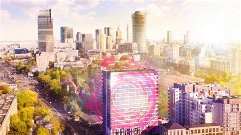 citylink x900 wizualizacje inwestycji city link na woli w warszawie