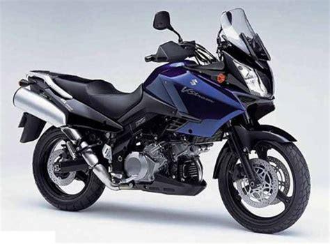 Suzuki Dl1000 V Strom 2002 2010 Service Repair Manual Download