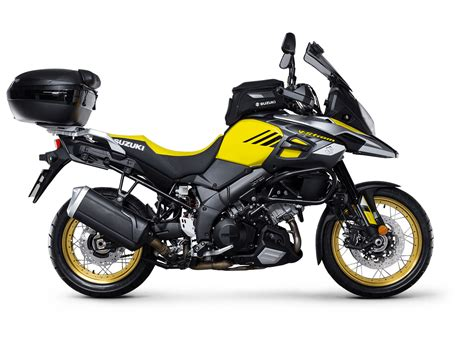 Suzuki V Strom 1000 by 2018 Suzuki V Strom 1000xt Abs Review Totalmotorcycle