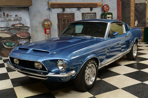 Mustang Auto 1968 by 1968 Gt 500kr Convertible King Of The Road Mustang Autos