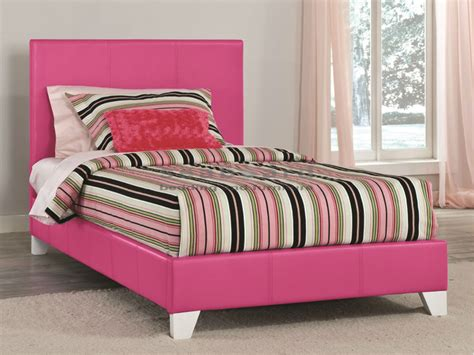 pink twin bed savannah pink twin platform bed 269