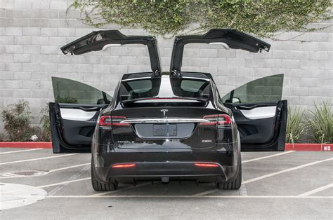 2016 Tesla Model X: 15 Things You Need to Know About the