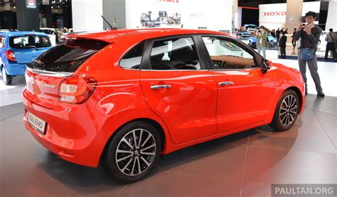 New Model Home Interiors suzuki unveils all new baleno sales in europe by 2016