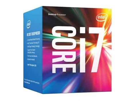 Intel I7 6700 Box intel i7 6700 3 4 ghz with hyperthreading 14nm
