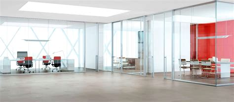 glass walls operable partitions office front glass walls