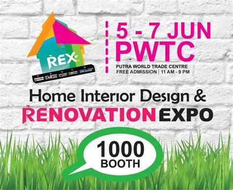 rex renovation expo 2018 rex renovation expo 5 7 june renotalk