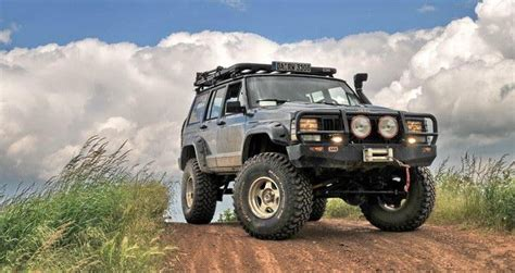 cool jeep add ons the 5 coolest xj cherokees jeep miami