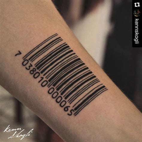 barcode tattoo wrist 25 best ideas about barcode on cholo