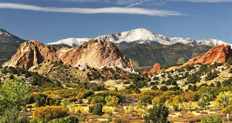 Garden Of The Gods Fall by Aspen Leaf Imagery Winter Images Page