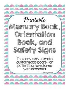 1000 Images About Slp Cog Skills And Executive Functioning Disorder On Pinterest Working Memory Book For Dementia Template