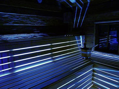 sauna beleuchtung sauna beleuchtung paulus exklusiver saunabau in