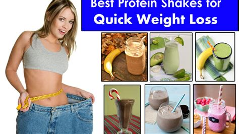 best protein shakes for fast weight loss iriinc