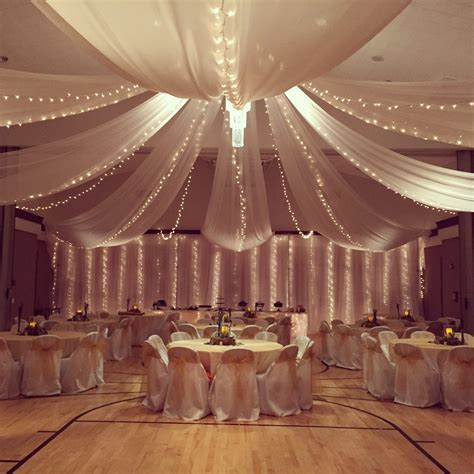 Best 28    Drape Lights Weddings   8 gorgeous pipe drape