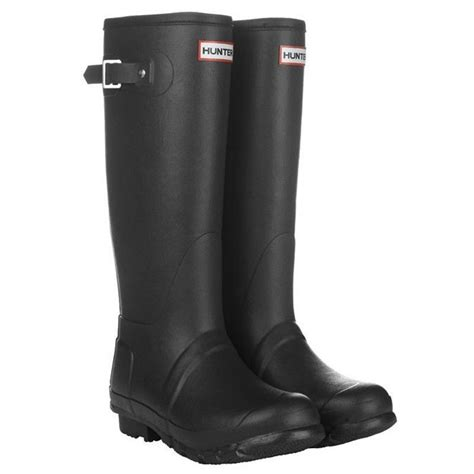 matte black wellies original black wellington boots us sizes 6