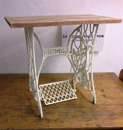 tavolo singer tavolo scrittoio scrivania vintage singer inmyvintageroom