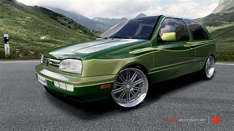Forza 6 Vw Autos by Volkswagen Golf Gti Mk6 De Tuning80 Dans La Vitrine De