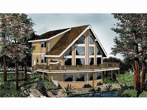 exceptional a frame home plans 11 a frame style house