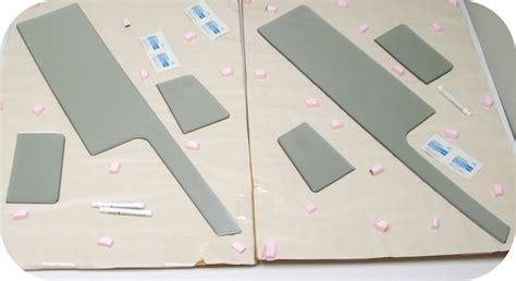 Interior Door Moulding Kits by Aluminum Door Panel Interior Trim Kit Toyota Fj Cruiser Joetlc