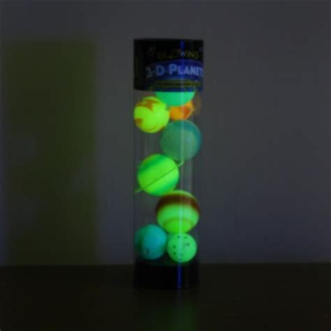 glow in the planets and for ceiling 3d hanging glow in the planets