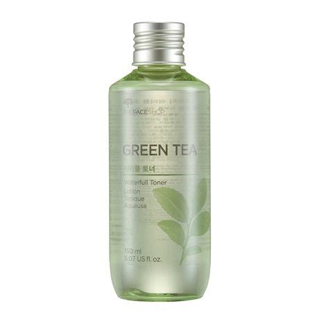 Viva Toner Green Tea the shop green tea waterfull toner seoul next by you malaysia
