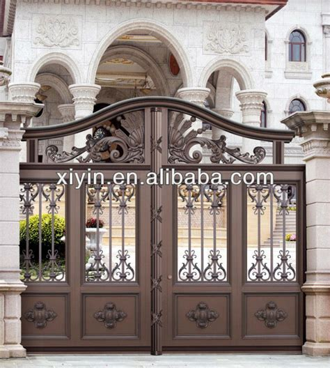 design of gate for house house gate designs quotes