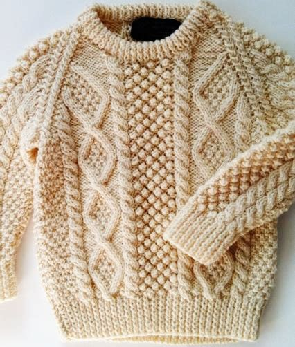The aran jumper dbsirishstudies