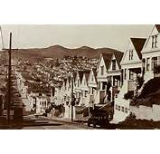 1947 Westerly View Across Noe Valley From 25th And Dolores