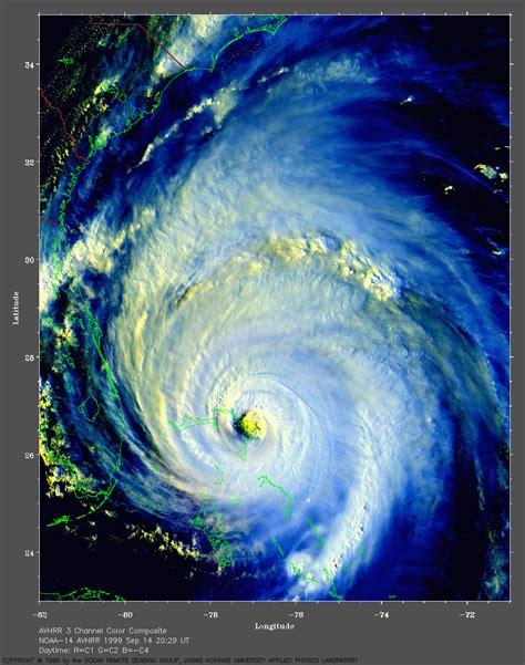 Kb Floy hurricane floyd