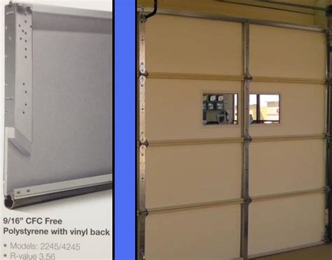 Is An Insulated Garage Door Worth It by Factory Insulated Garage Door In Plano Tx