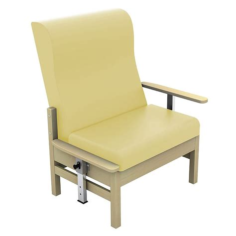 medical armchair sunflower medical atlas beige high back intervene