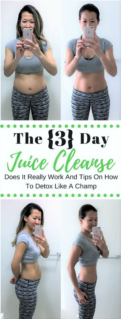 Detox Cleanse Before And After by The 3 Day Juice Cleanse That Changed My A Beautiful