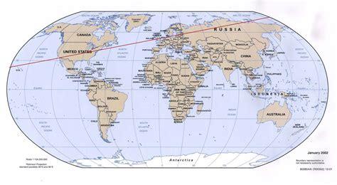 Geography World Map by World Map Ellamedicus