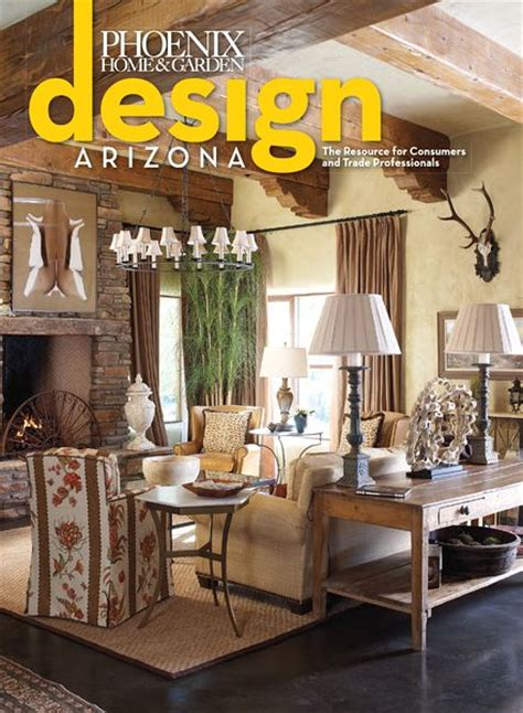 Arizona Home Design Magazines by Home Garden Magazine Design Arizona
