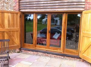Wooden Double Glazed Patio Doors by Exterior Inspiring Wooden Patio Doors Ideas Founded Project