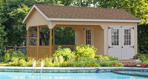 dahkero shed with porch plans free amazing sheds with porches to add charm to your backyard