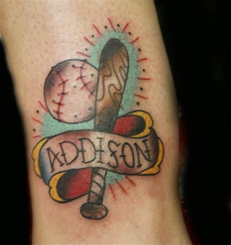 baseball bat tattoo designs baseball tattoos designs ideas and meaning tattoos for you