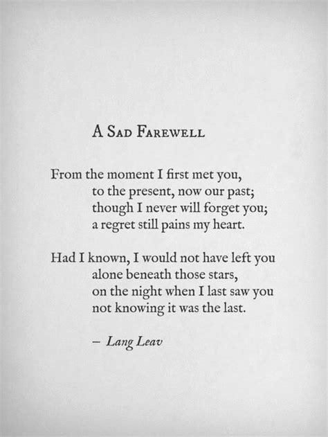 a graceful goodbye a new outlook on books 25 best lang leav quotes on lang leav lang