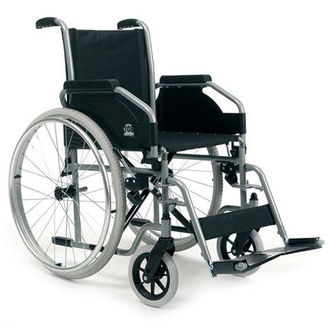 ingombro sedia a rotelle sedia a rotelle carrozzina standard con schienale fisso